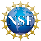 Logo of the US National Science Foundation